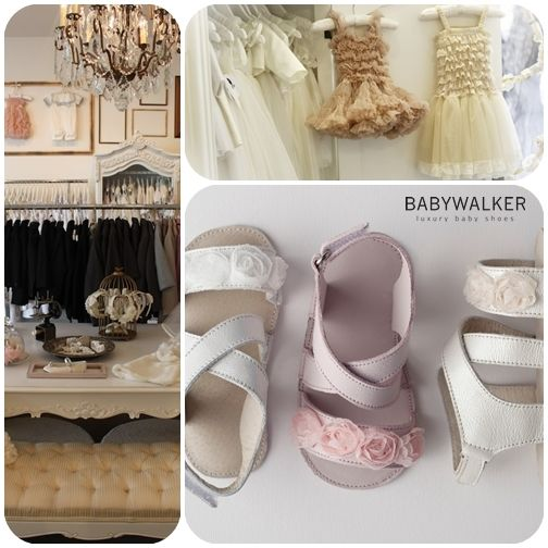 BABYWALKER luxury shoes now also available in Sydney -> Stellina cute couture boutique www.babywalker.gr