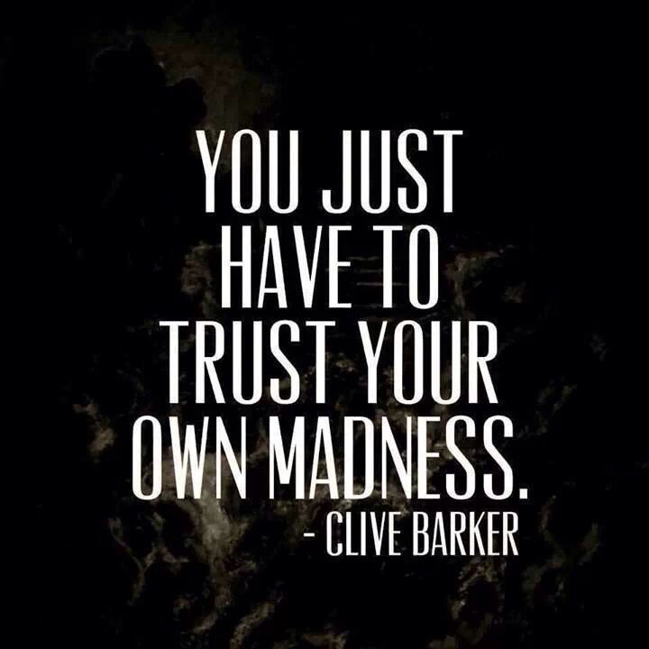madlyproudly: Clive Barker
