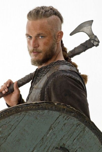 Travis Fimmel - Vikings TV Series  History Channel - I am HOOKED on this show!