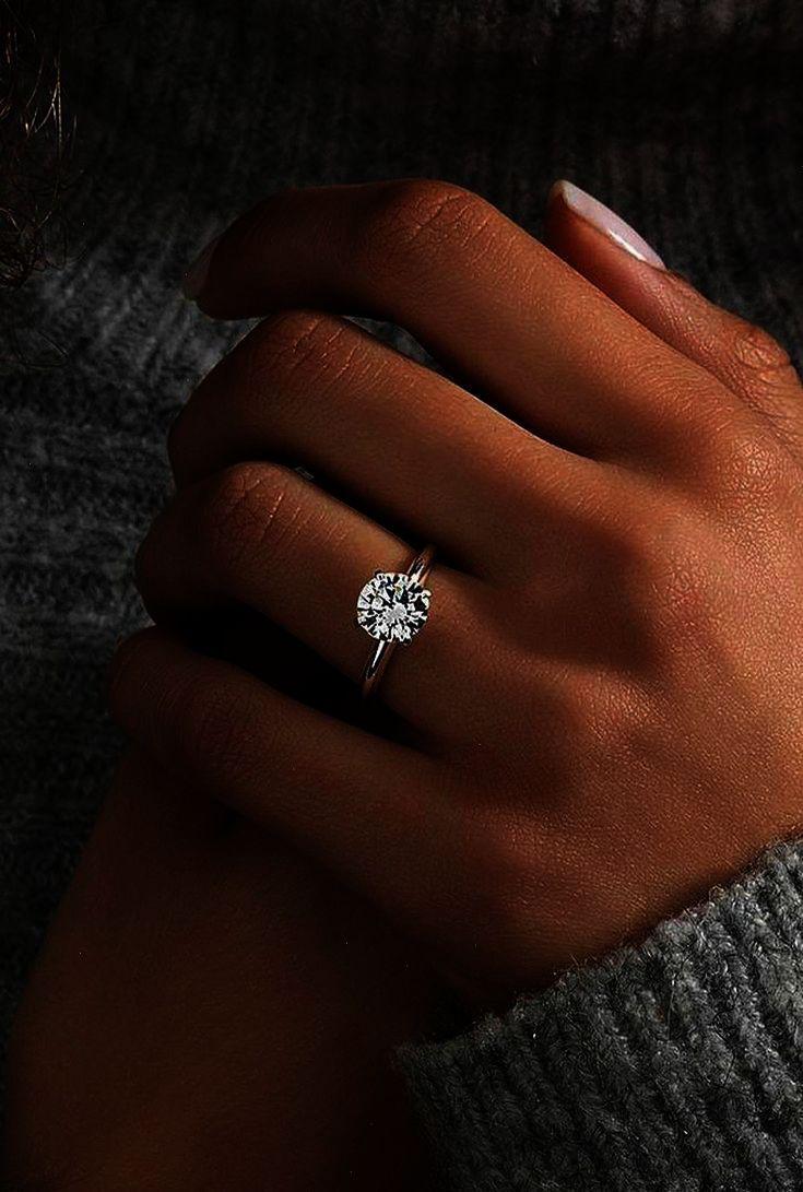 Simple Wedding Rings Pinterest Long Jewellery Sale Silver Classic Wedding Rings Rose Engagement Ring Wedding Rings Simple