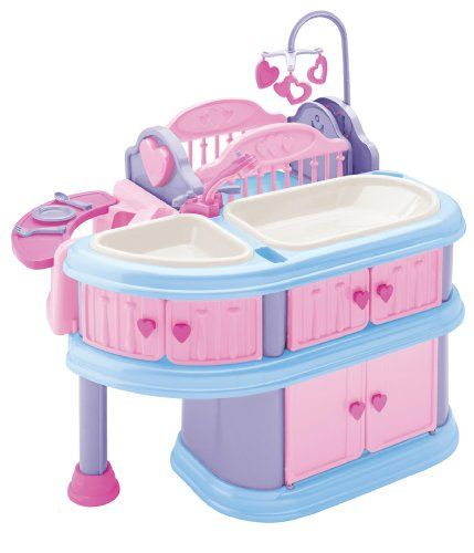 Baby doll high chair - Baby Alive Accessories Baby Alive Real As Can Be Doll Gift Set