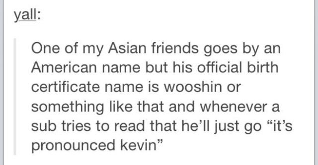That's like my asian friend! She just says that her name is pronounced as Hannah