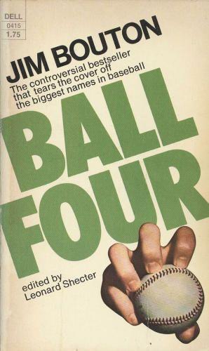 Greatest sports book ever - https://johnrieber.com/2017/07/06/pitcherauthoractor-jim-bouton-shocker-ball-four-writer-has-brain-disease/