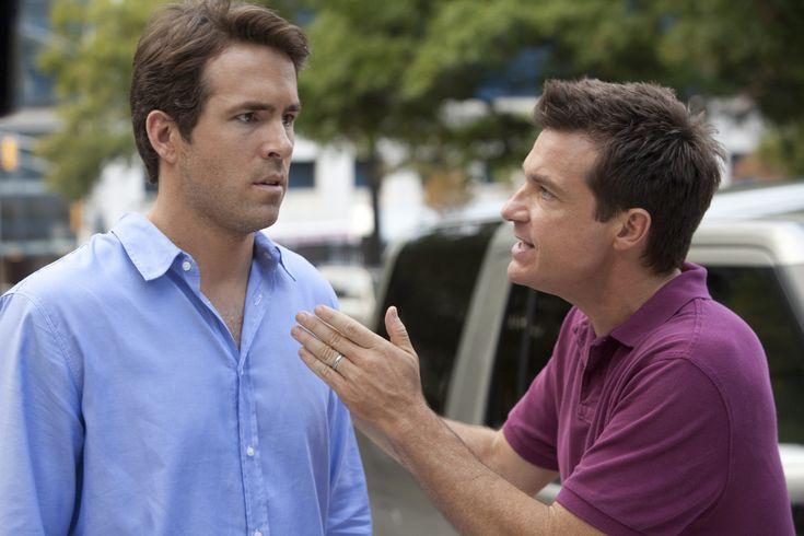 Jason Bateman and Ryan Reynolds On Set Interview THE CHANGE-UP ...