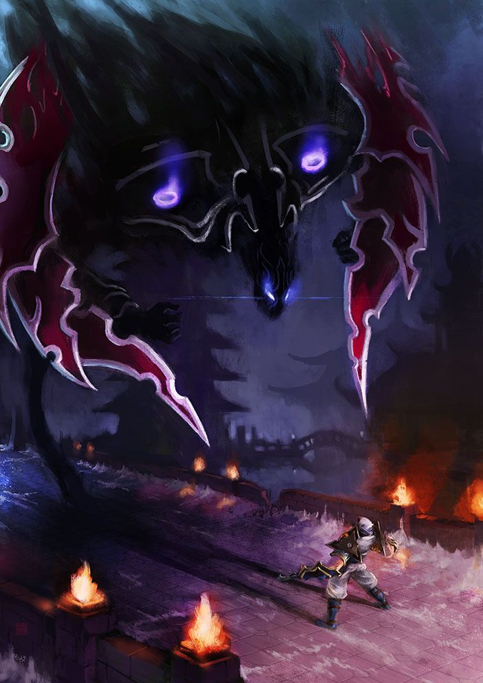 17 b sta bilder om league of legends zed the master of - Blood moon zed ...