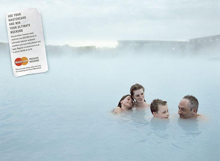 MasterCard Print Ad Campaign London