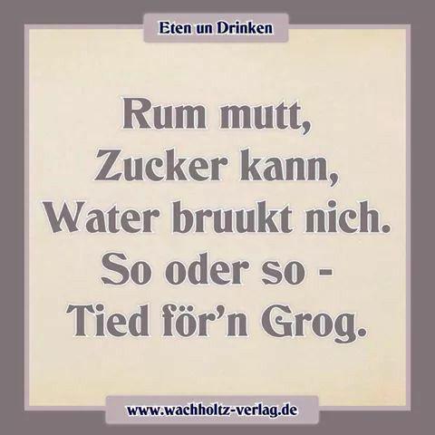 ...Grog in Norddeutschland ;-)