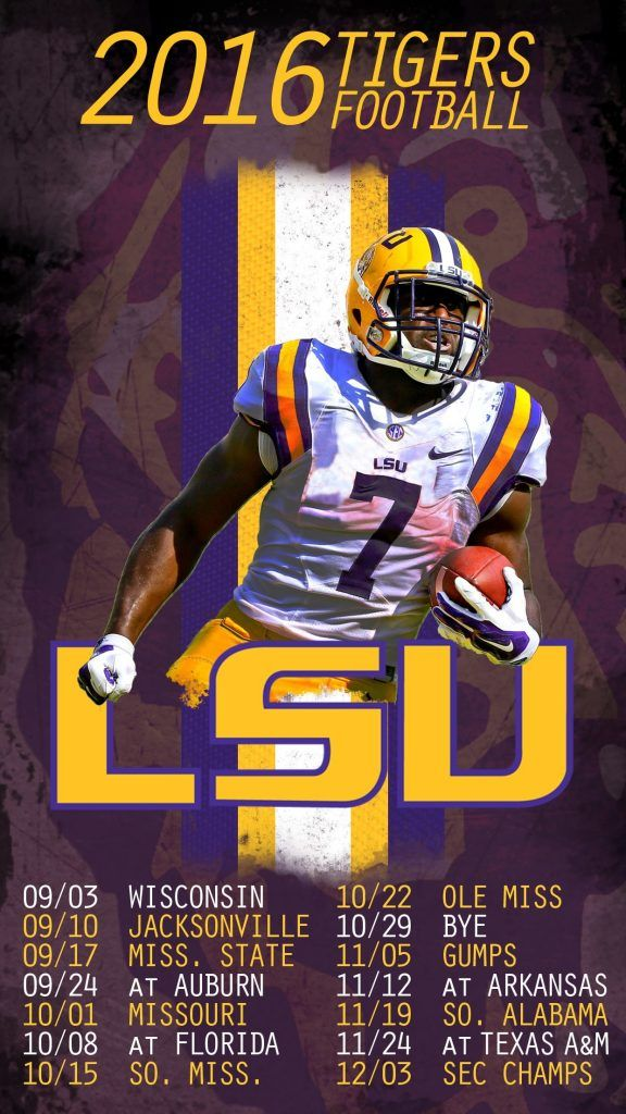 Download Free Lsu Wallpapers For Your Mobile Phone Most Footballncaateamwallpaper Lsu Tigers Football Lsu Alabama Lsu Tigers Baseball