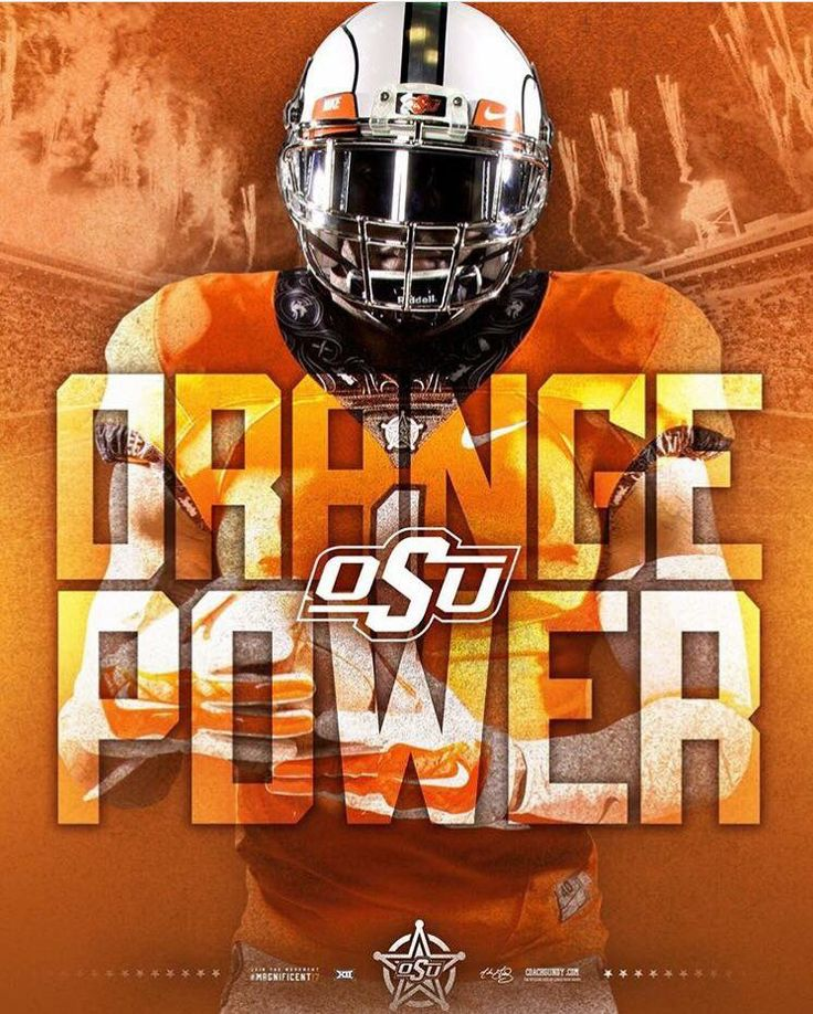 Orange Power!!  Oklahoma State University