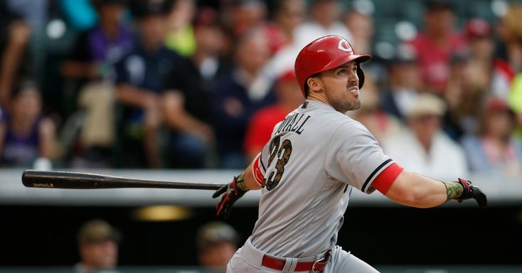 Extra Bases: Call Adam Duvall the Louisville Power Hitter
