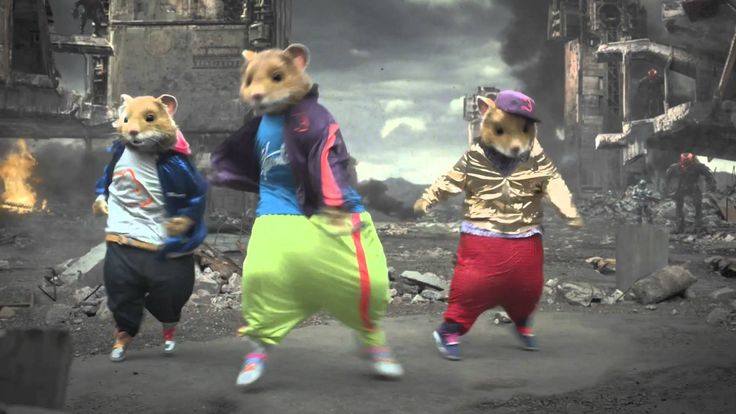 Share Some Soul - 2012 Kia Hamster Commercial