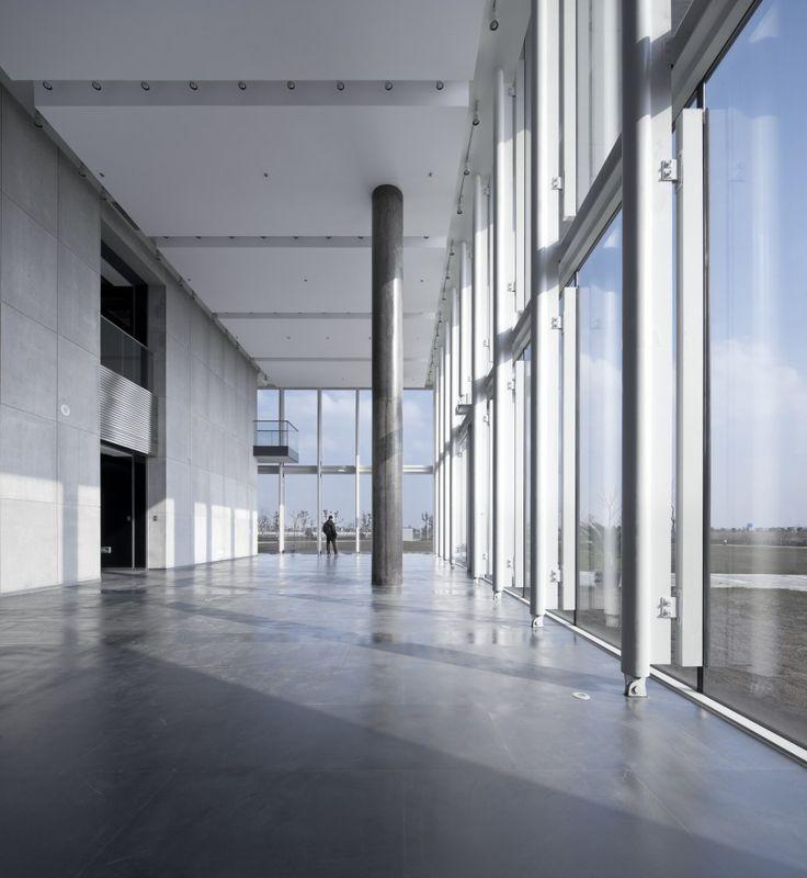 Wuxi Memsic Semiconductor Headquarter / UDG China | Interiors ...