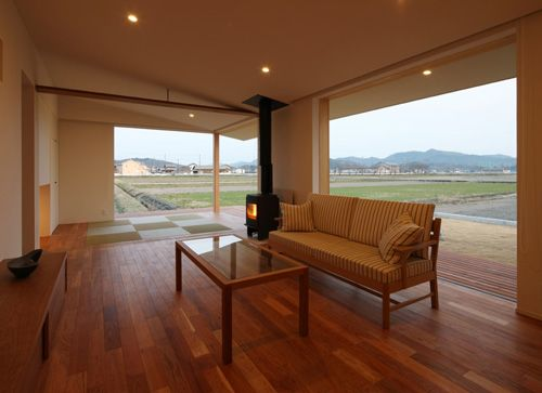 田園の家 | 愛知や三重で設計事務所をお探しの方も|一級建築士事務所 SYNC