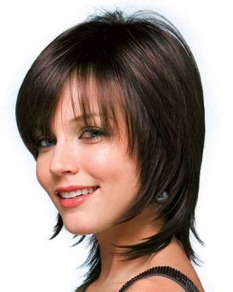 Latest short haircut
