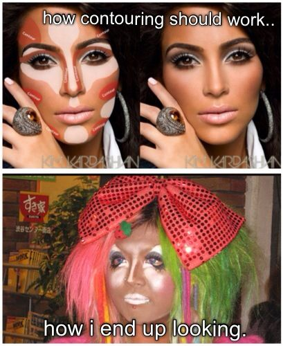 5 Times Contouring Went Very Wrong | StyleCaster