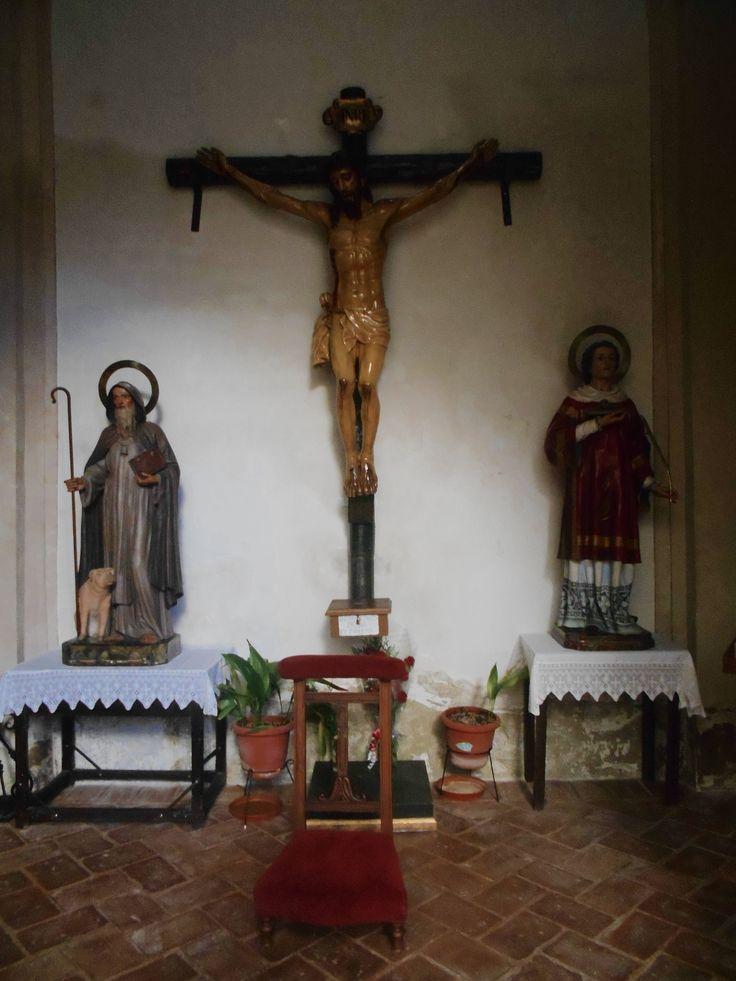 Resultado de imagen de capilla del cristo de gracia iglesia nuestra señora de la asuncion chinchon