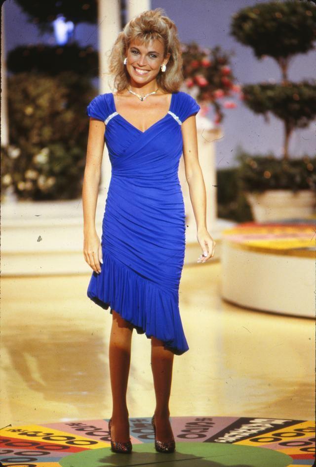 Vanna White Gown Dress_Other dresses_dressesss