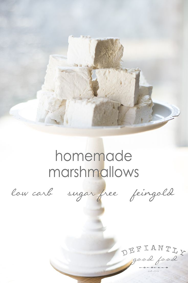 Did you know that packaged marshmallows which are WHITE have food dye in them?  They have Blue #1...and of course High Fructose Corn Syrup.  What packaged marshmallows do NOT have is any nutritional value. Unlike the packaged marshmallows, this no-guilt recipe is packed with healthy nutrients and…