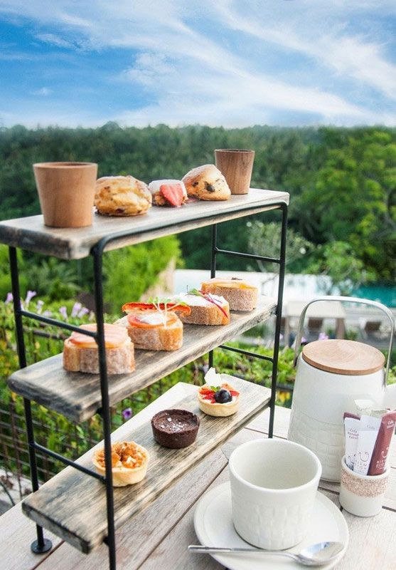 8 afternoon high tea places in Bali to feel like a king or queen!