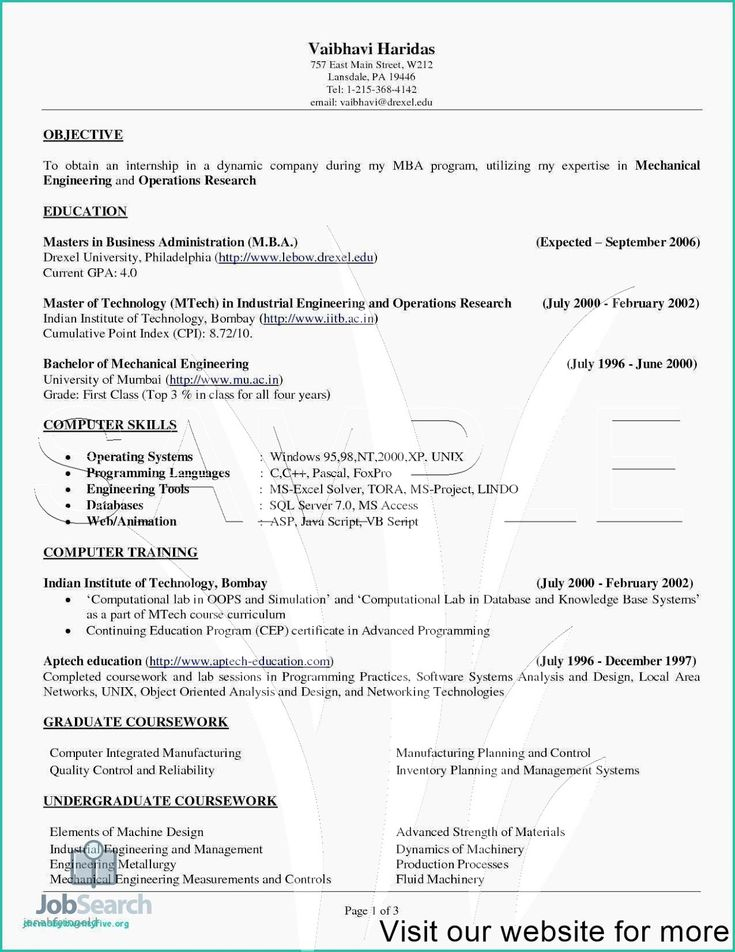 Software Quality Assurance Engineers Resume Templates 2020