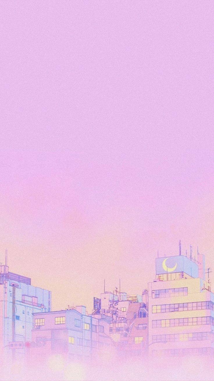 90s Anime Aesthetic Iphone Wallpaper