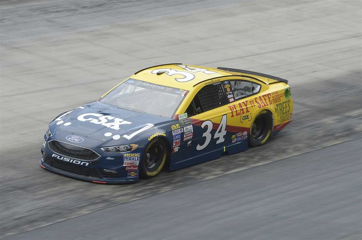 Food City 500 (Bristol) April 23, 2017 Landon Cassill will start 30th in the No. 34 Front Row Motorsports Ford Crew chief: Donnie Wingo Spotter: Freddie Kraft