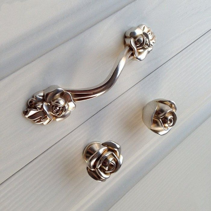 191 best Antique Knobs & Handles images on Pinterest | Dresser knobs ...