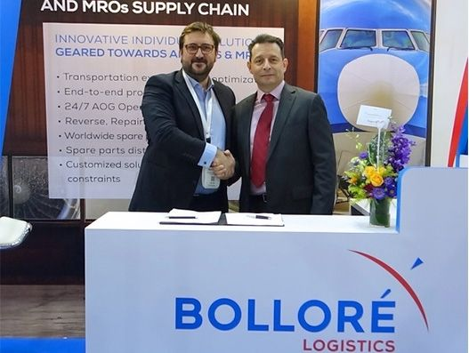 Bollore Logistics Singapore and Aviation Partner and