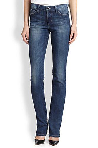Petite bootcut jeans by Joe's