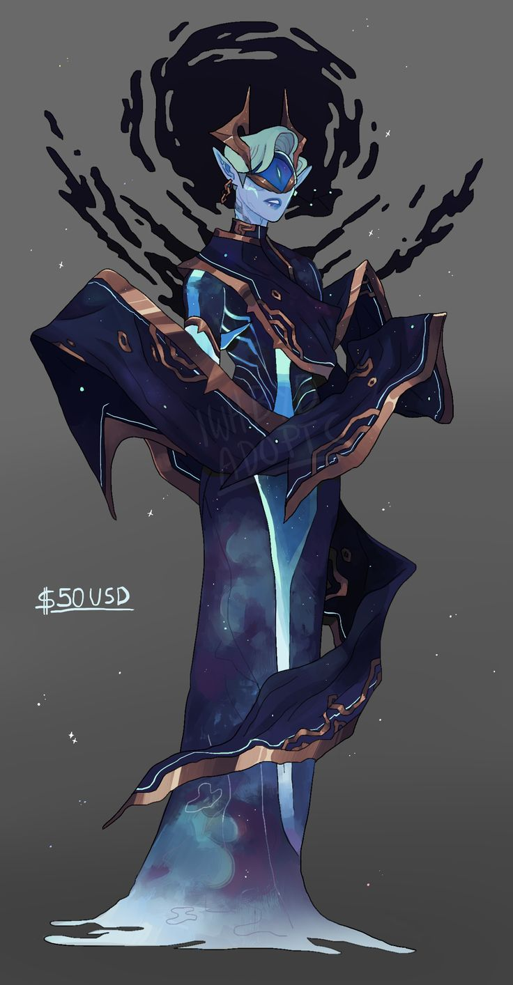 Cosmic Time Catcher [CLOSED] by IWHBYDAdoptables on ...