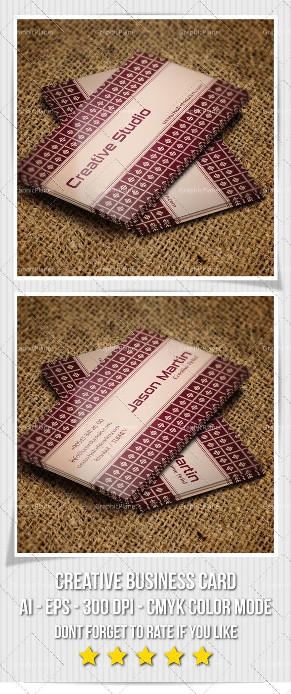 66 best Business Card - www.graphicplanet.org images on Pinterest ...