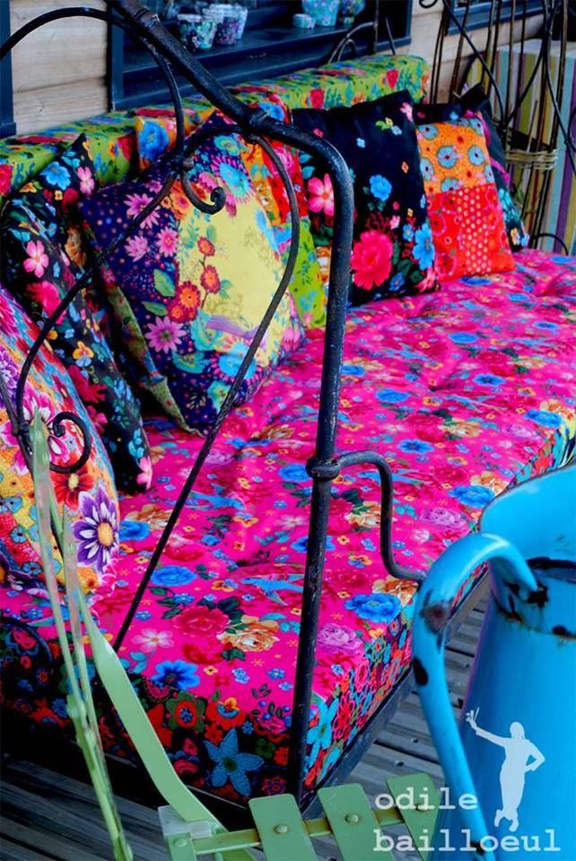 les 25 meilleures id es concernant papier peint en tissu sur pinterest murs en tissu d 39 amidon. Black Bedroom Furniture Sets. Home Design Ideas