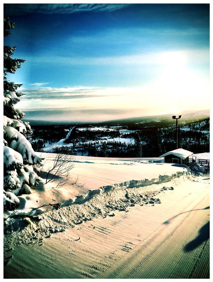 Thoose perfect winter days...