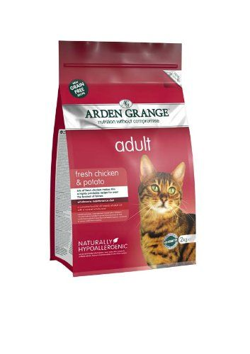 Arden Grange Adult Chicken Dry Cat Food 2 Kg *** You can get additional details at the image link. (This is an affiliate link and I receive a commission for the sales)
