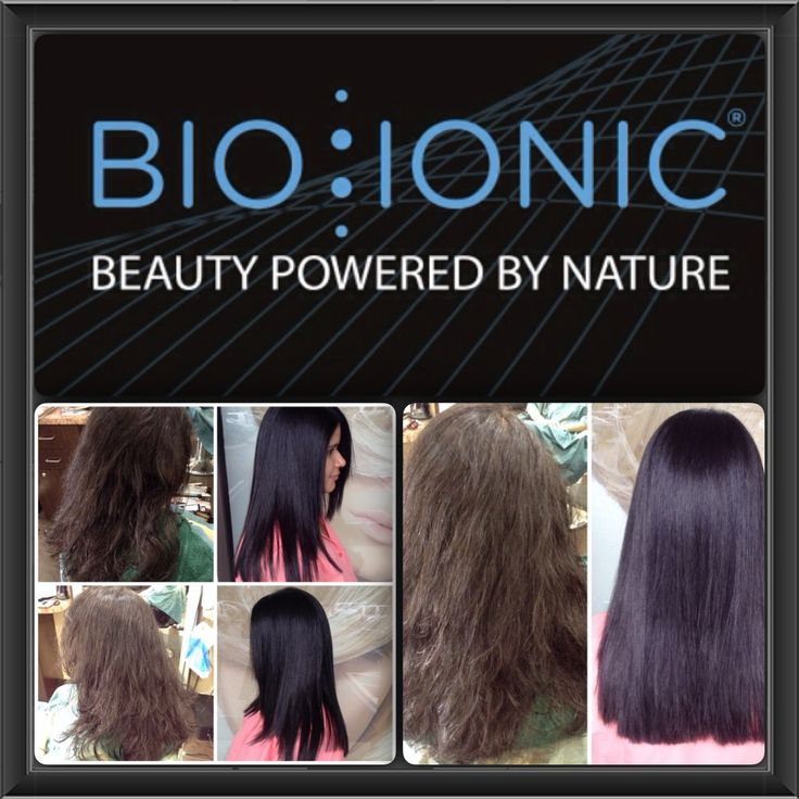 17 Best Images About Bioionic Before Amp After On Pinterest
