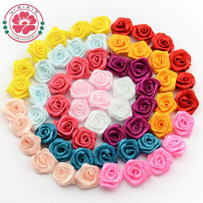 Cheap flower birthday decorations, Buy Quality flower pot wedding favors directly from China flower girl tulle dress Suppliers:  Product Name:1-35 Free Shipping 200pcs/lot Hot Selling 11 Colors 15mm Handmade DIY Wedding Home Decoration Satin