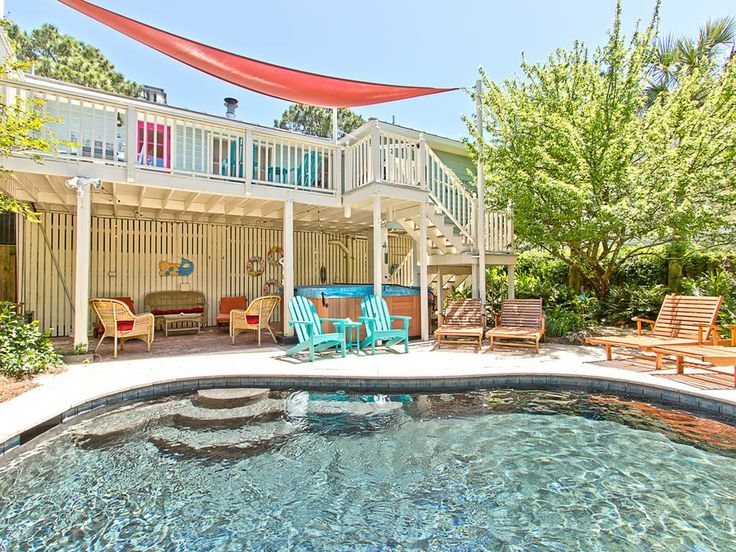 The Salty Mermaid Cottage | Tybee Island Vacation Rentals