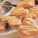 Cukrovi na Vanoce: Pomerančová srdíčka