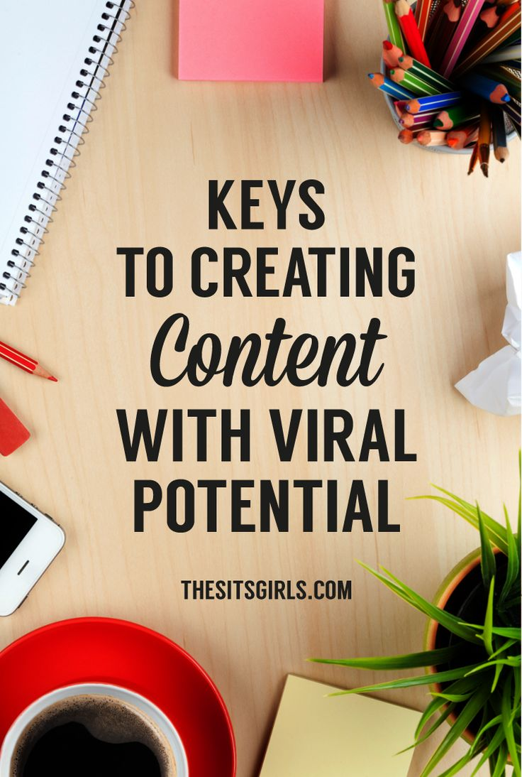 "Do you see blog posts that go viral and wonder ""Why isn't that happening to me?"" There are many factors that go into creating viral content. This list has things you can control to give your blog post its best chance at going viral."