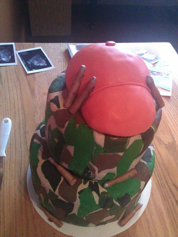 camo baby shower cakes i 39 ve made pinterest