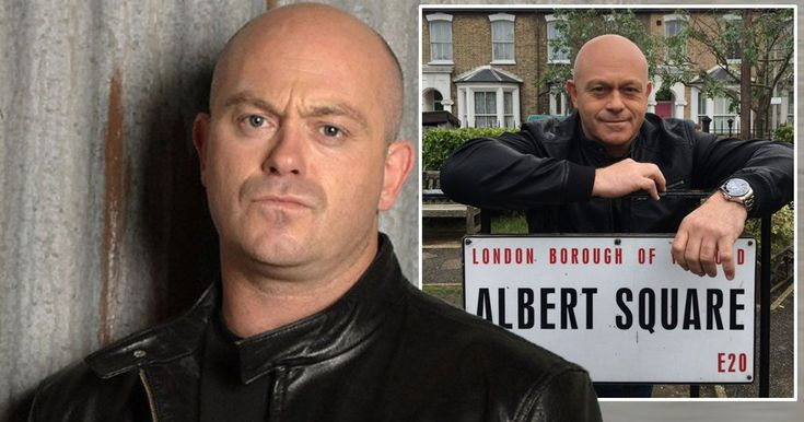Grant Mitchell is back and with Peggy Mitchell's illness it seems Walford will never be the same again