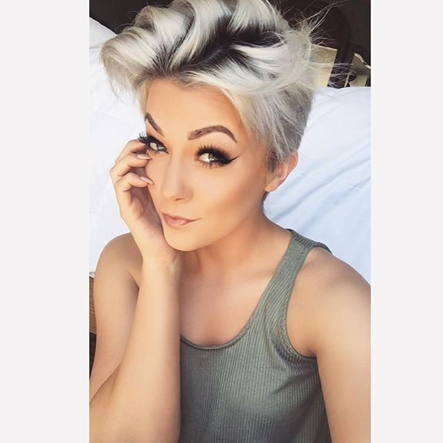 short platinum hair styles 1194 best images about hair on 5474 | 3c8419266ffca676a2d8e2cac69fb7e7