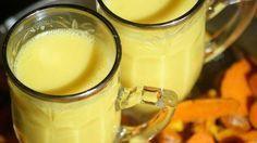 Złote Mleko – napój z kurkumą na przeziębienie, odporność, dobry sen