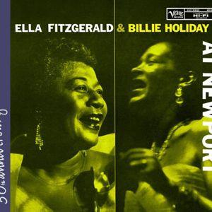 Billie Holiday, カーメン・マクレエ & エラ・フィッツジェラルドの「Ella Fitzgerald & Billie Holiday - At Newport」を@AppleMusicで聴こう。