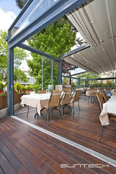 Top 15 Stunning Kitchen Design Ideas Plus Their Costs: 17 Best Images About Patio Roof On Pinterest