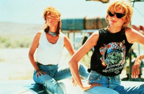 Mujer cabrona #labettyrizzo #thelma&louise