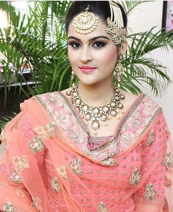 144 best Wedding jewellery images on Pinterest Indian bridal