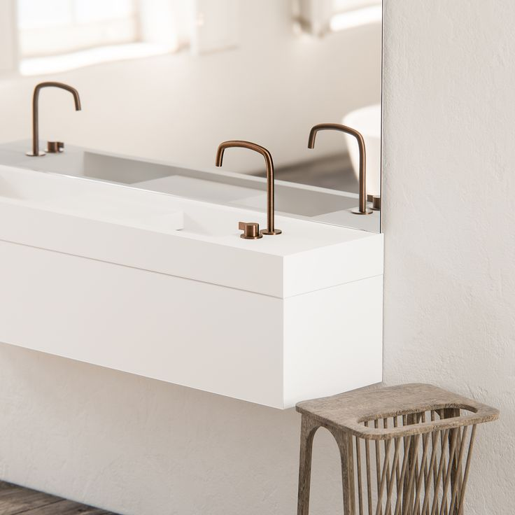 192 best piet boon® taps & basins by cocoon images on pinterest, Badkamer