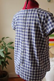 Beau Baby: How to: Sew a Scout Tee from a Men's Shirt