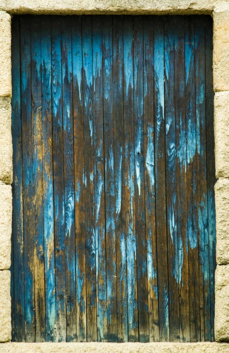 Blue door @ Ourense